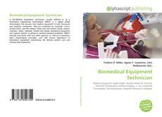 Copertina di Biomedical Equipment Technician
