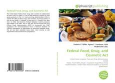 Copertina di Federal Food, Drug, and Cosmetic Act