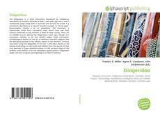 Bookcover of Didgeridoo