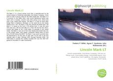 Bookcover of Lincoln Mark LT