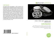 Julie Kavner kitap kapağı