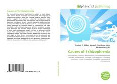Обложка Causes of Schizophrenia