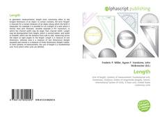 Bookcover of Length