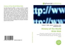 Couverture de History of the World Wide Web