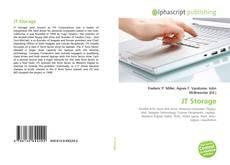 Buchcover von JT Storage