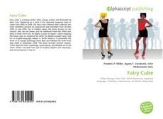 Portada del libro de Fairy Cube