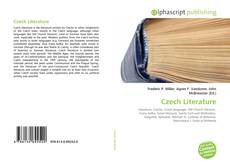 Portada del libro de Czech Literature