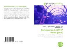 Buchcover von Bomberman 64 (1997 video game)