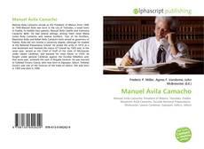 Manuel Ávila Camacho的封面