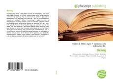 Bookcover of Being