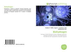 Bookcover of Biohydrogen