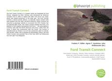 Bookcover of Ford Transit Connect
