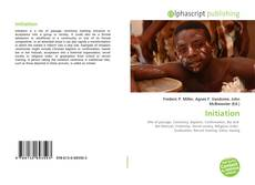 Bookcover of Initiation