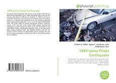 1989 Loma Prieta Earthquake的封面