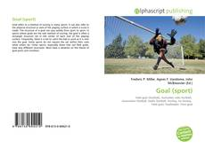 Bookcover of Goal (sport)