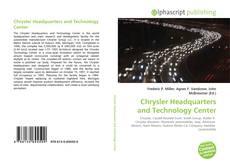 Chrysler Headquarters and Technology Center kitap kapağı