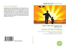 Bookcover of Grave of the Fireflies