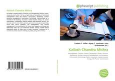 Bookcover of Kailash Chandra Mishra