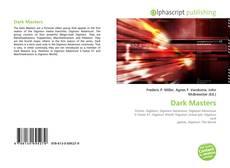 Dark Masters的封面