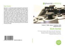 Bookcover of Dark Sector