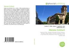 Portada del libro de Meister Eckhart