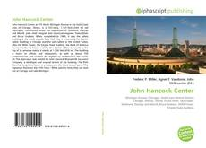 Bookcover of John Hancock Center