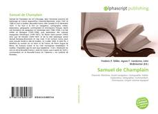 Обложка Samuel de Champlain