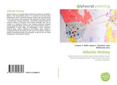 Capa do livro de Atlantic History