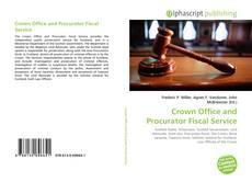 Borítókép a  Crown Office and Procurator Fiscal Service - hoz