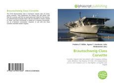 Couverture de Braunschweig Class Corvette