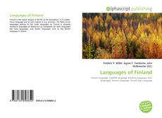Languages of Finland的封面