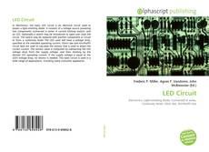 Couverture de LED Circuit