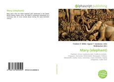 Bookcover of Mary (elephant)