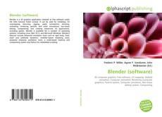 Buchcover von Blender (software)