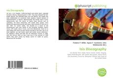 Bookcover of Isis Discography
