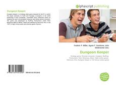 Bookcover of Dungeon Keeper