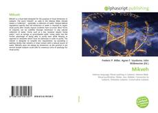 Bookcover of Mikveh