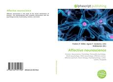 Bookcover of Affective neuroscience