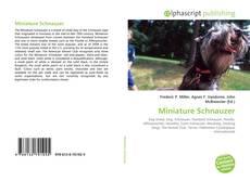 Bookcover of Miniature Schnauzer