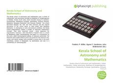 Bookcover of Kerala School of Astronomy and Mathematics
