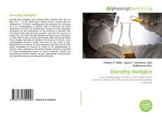 Dorothy Hodgkin的封面