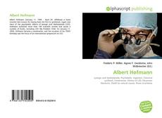 Bookcover of Albert Hofmann