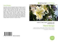 Bookcover of Floral Design