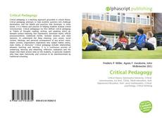 Bookcover of Critical Pedagogy