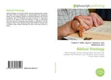 Обложка Biblical Theology