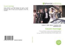 Buchcover von Cousin marriage