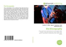 Bookcover of Dio Discography