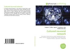Bookcover of Cultured neuronal network