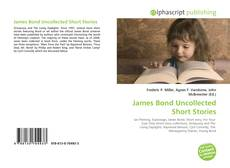 Bookcover of James Bond Uncollected Short Stories