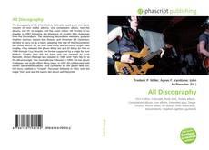Buchcover von All Discography